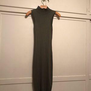 Like New Windsor Turtleneck Sweater Dress